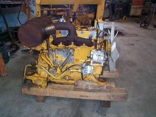 For Sale Komatsu 4 Cyl Diesel Engine 4d95l 1