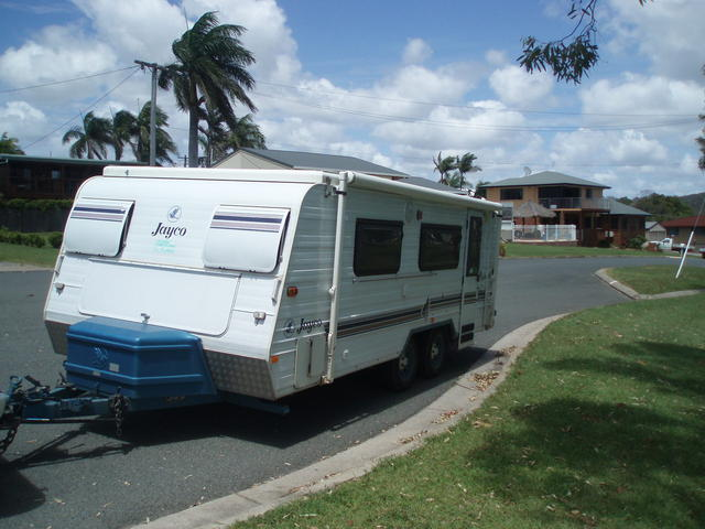 Model FOR SALE 24 Ft 2007 Jayco VanDelivery Anywhere In AU