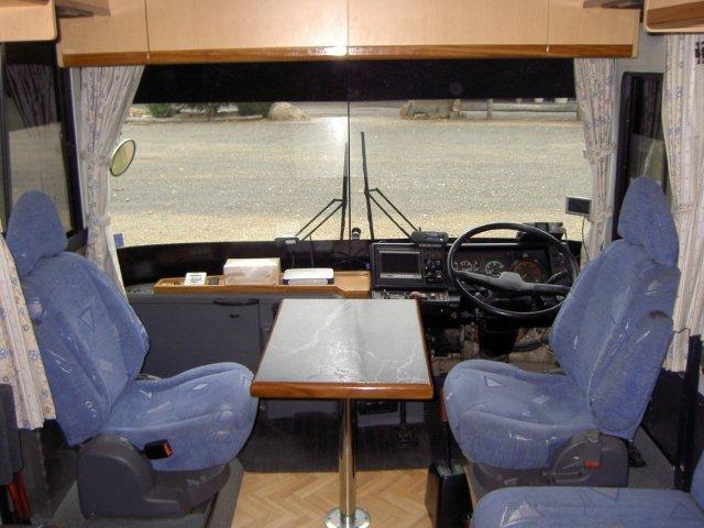 For Sale Motorhome 7m Hino Rh160 2006 Professional Fitout