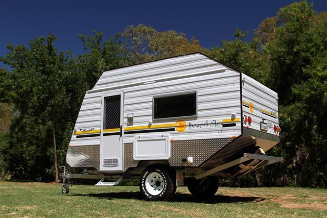 For Sale Off Road Caravan Desert Warrior