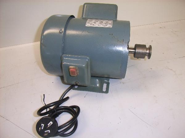 For sale new kelso cement mixer electric motor 0 5hp 1440 for Cement mixer motor for sale